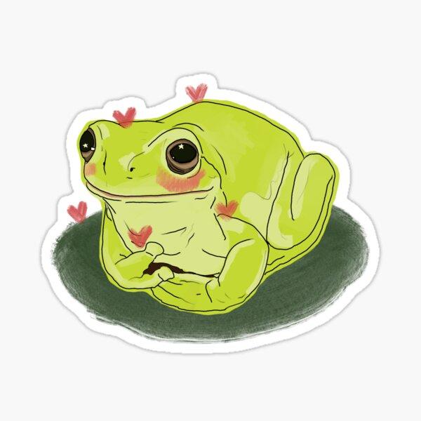 froggy Sticker