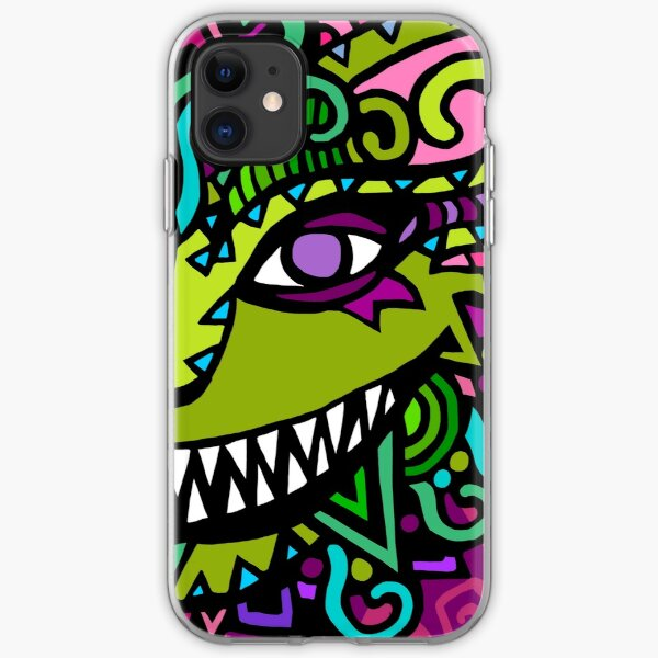 CHESHIRE iPhone Soft Case