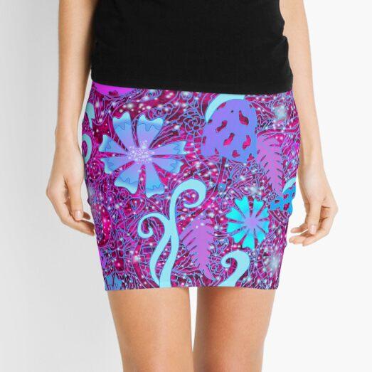 HALLUCINATURE Mini Skirt