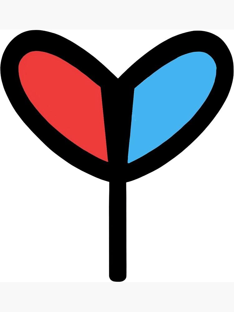 Poly Philia Logo (White) by polyphiliashop