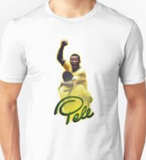 Pele World Cup Brazil Unisex T-Shirt