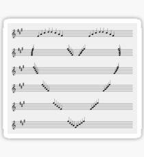 Love Notes Sticker