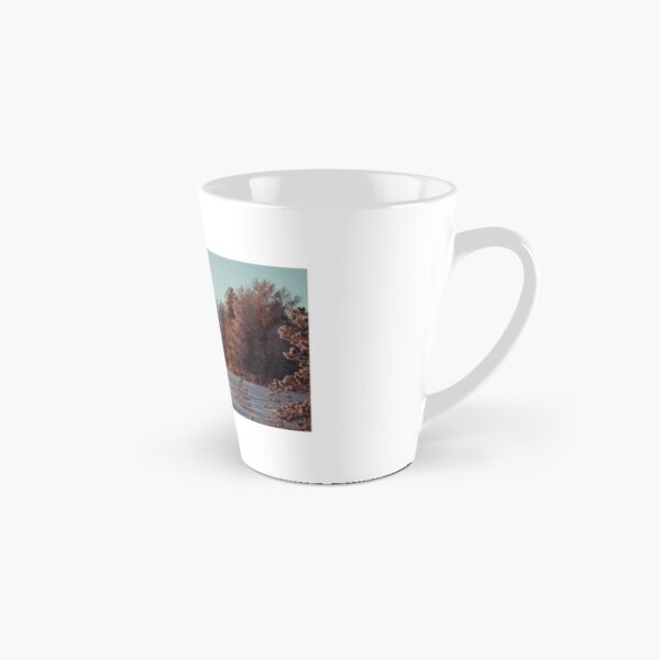 winter fog Tall Mug
