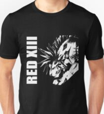 Red XIII - Final Fantasy VII T-Shirt