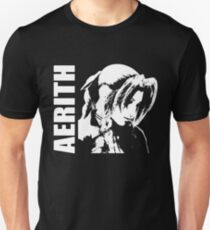 Aerith - Final Fantasy VII Unisex T-Shirt