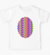 Aztec Psychedelic Chevron Pattern Kids Clothes