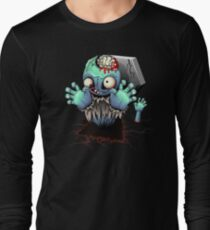 Zombie Monster Cartoon T-Shirt