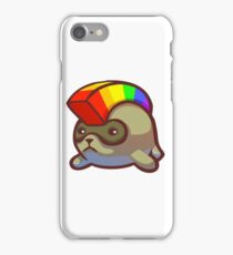 Hamster Hawk CS:GO Sticker iPhone Case/Skin