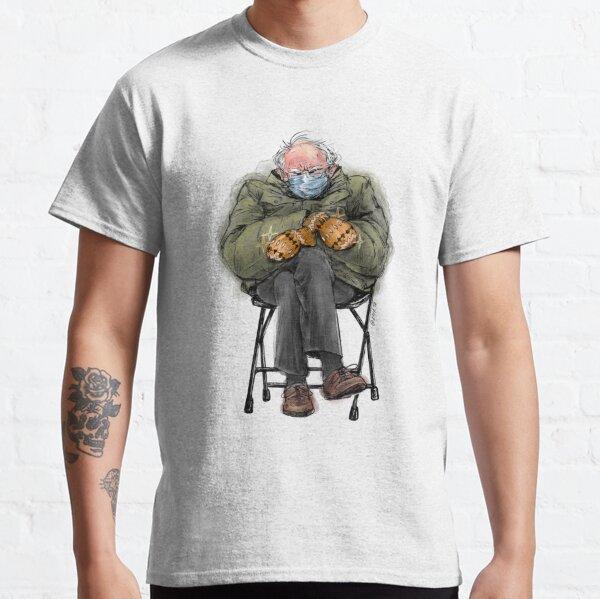 Grumpy Bernie Mittens Classic T-Shirt