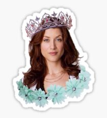addison montgomery Sticker