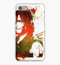 Walking Dead Daryl Dixon Stencil Style iPhone Case/Skin