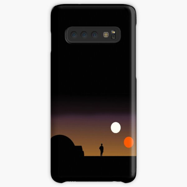 The Double Sunset... Samsung Galaxy Snap Case