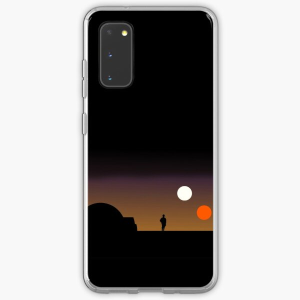 The Double Sunset... Samsung Galaxy Soft Case