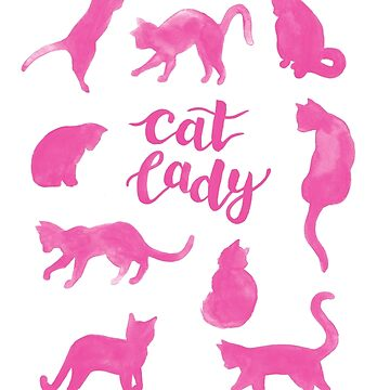 Cat Lady 2 by shargreaves