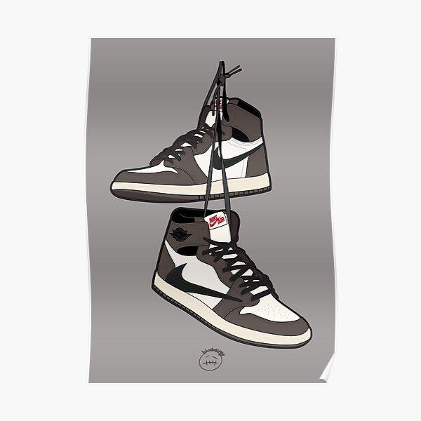 Decoración de pared de Hypebeast | Arte De Sneakerhead Póster