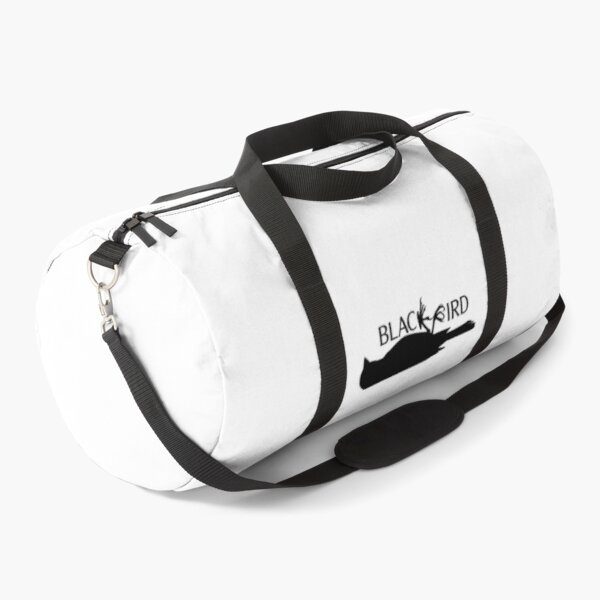 Black Bird Duffle Bag