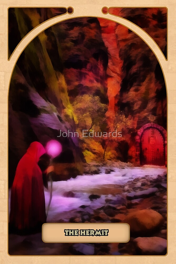 The Hermit by John Edwards