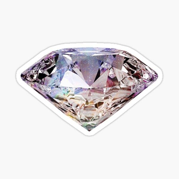 Diamond one Sticker