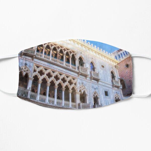 Venetian Las Vegas Doge's Palace detail Flat Mask