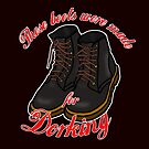 These Boots Were Made For Dorking by jefph