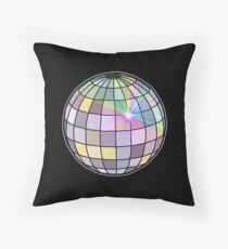 Mighty Fine Boogie [Big] Throw Pillow