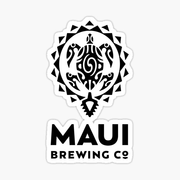 Maui Brewing  Sticker