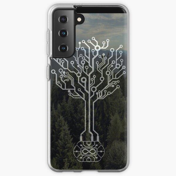 Forêt et esprit du commandant Coque souple Samsung Galaxy