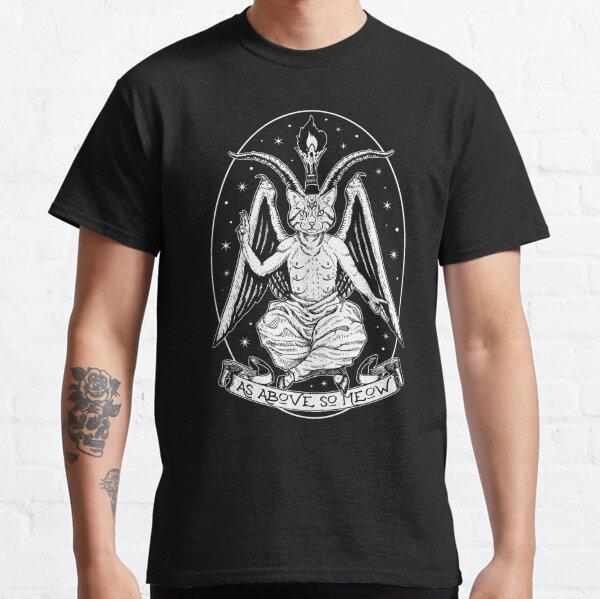 BAPHOMEOW  Classic T-Shirt