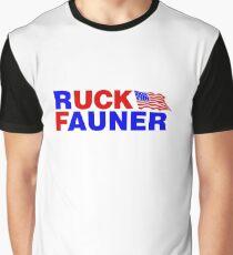 RUCK FAUNER Graphic T-Shirt