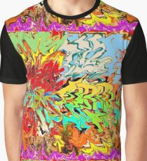 Graffiti  Graphic T-Shirt