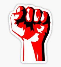 Power Fist Sticker