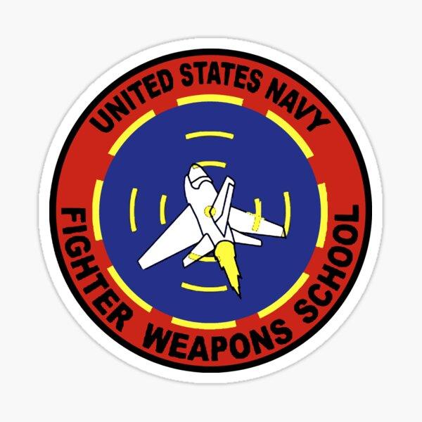US Navy Top Gun Logo Sticker