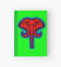 Elephant Hardcover Journal