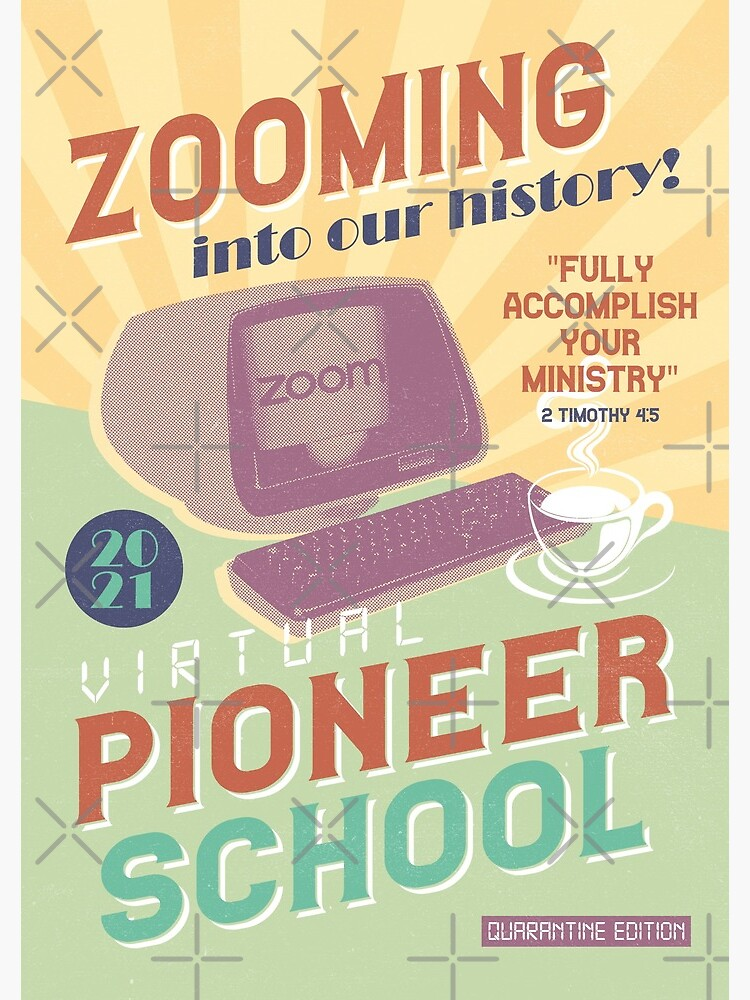 PIONEER SCHOOL 2021 (ZOOMING INTO THE HISTORY!) by JenielsonDesign
