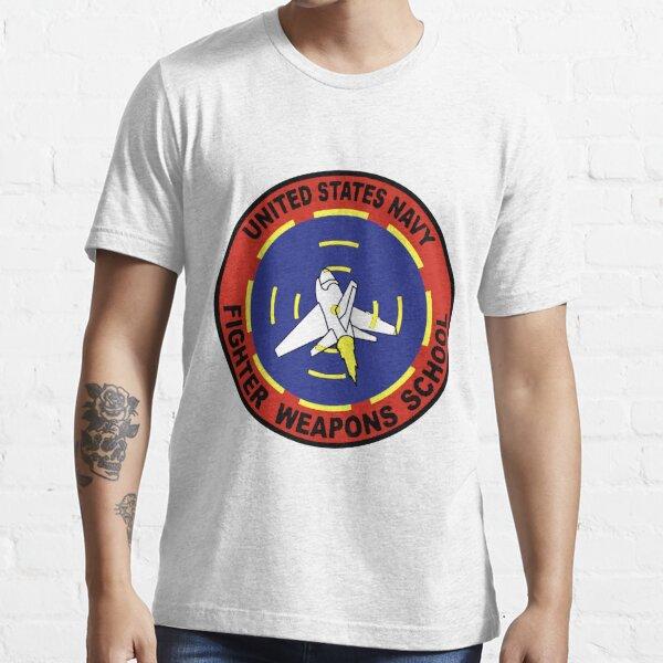 US Navy Top Gun Logo Essential T-Shirt