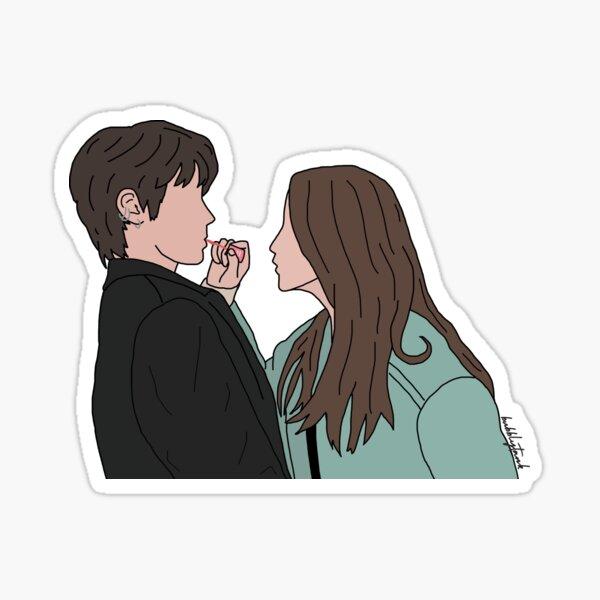 True Beauty Han Seojun and Lim Jugyeong  Sticker