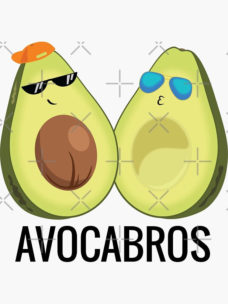 Avocabros by michellestam