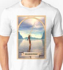 The Ace of Swords Unisex T-Shirt