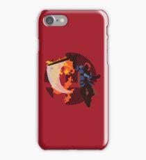 Roy (Smash 4) - Sunset Shores iPhone Case/Skin