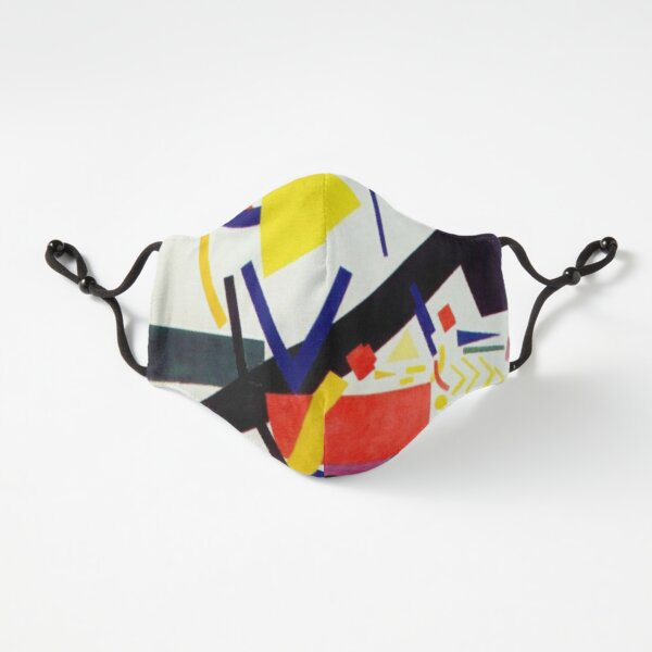 Супрематизм: Kazimir Malevich Suprematism Work Fitted 3-Layer