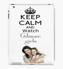Gilmore Girls iPad Case/Skin