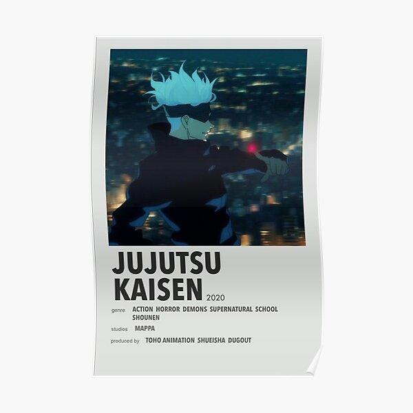 Affiche du film alternatif Jujutsu Kaisen Poster