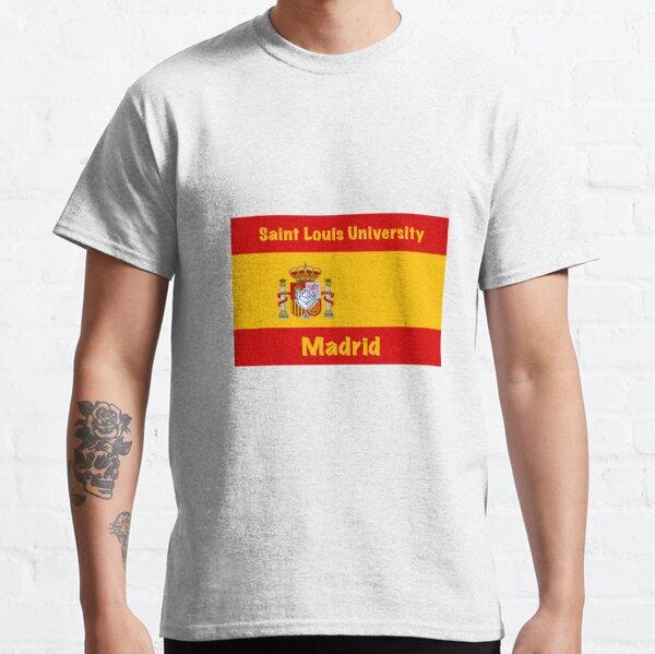 Diseño SLU Madrid Camiseta clásica