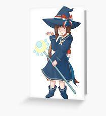 Wadanohara  Greeting Card
