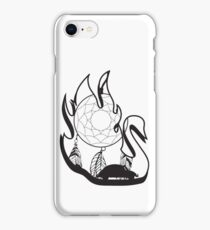 Swanfire (Neal & Emma, Once Upon a Time) iPhone Case/Skin