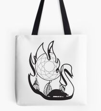 Swanfire (Neal & Emma, Once Upon a Time) Tote Bag