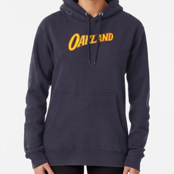 Golden State Warriors: Oakland City Jersey Pullover Hoodie
