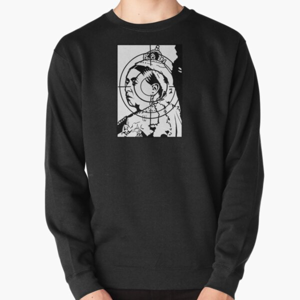 The Black Archive #6 Pullover Sweatshirt
