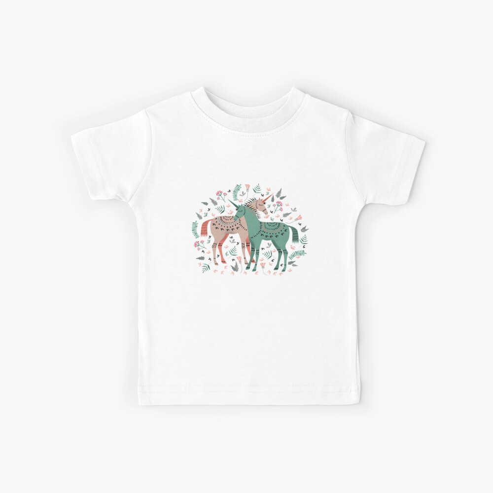 Es ist immer noch Unicorny Kinder T-Shirt