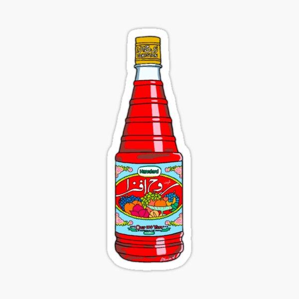 Rooh Afza Sticker